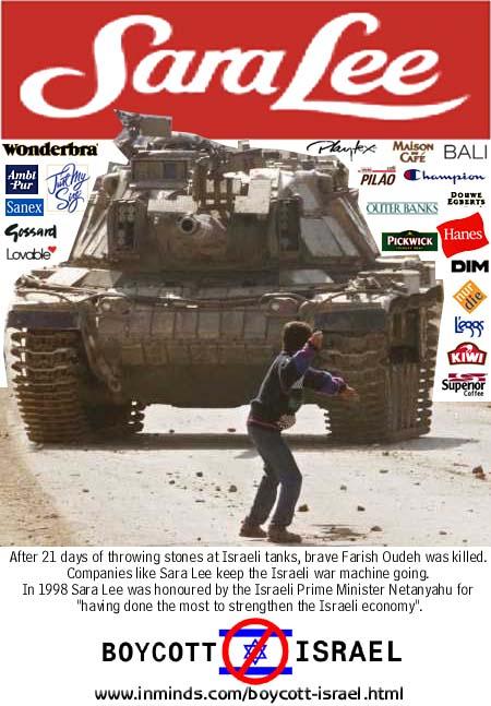 Q boikot perang