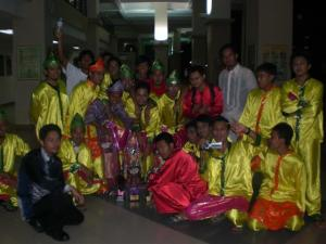 Sidrat 2009 - Kolej Canselor - 2nd