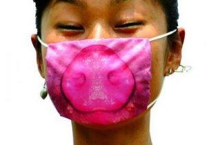 topeng selesema babi1