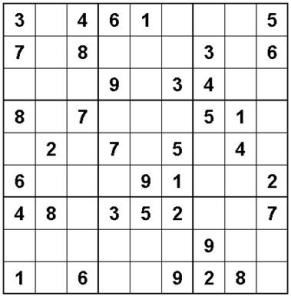 sudoku Q